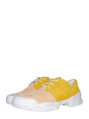 Кросівки бежеві | 5488038