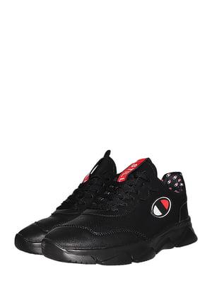 Кроссовки черные | 5488050