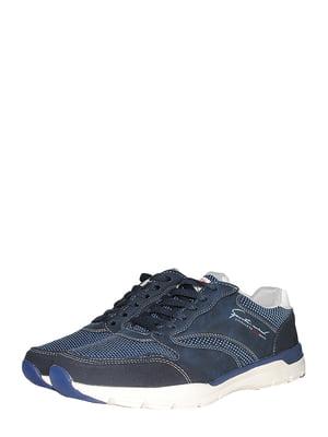 Кроссовки синие | 5488061