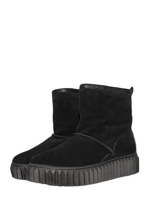 Ботинки черные | 5490111