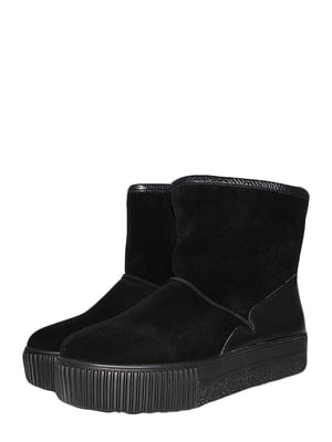Ботинки черные | 5490114