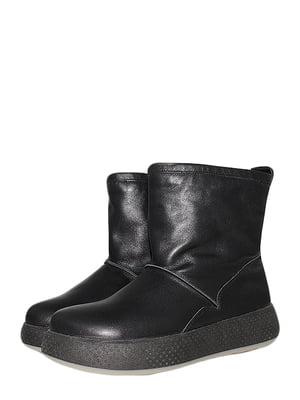 Ботинки черные | 5490117
