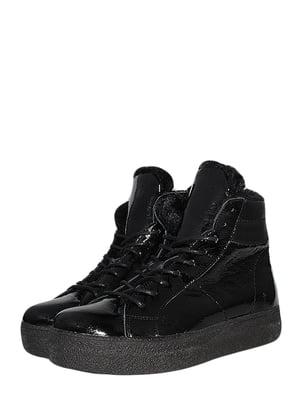 Черевики чорні | 5490137