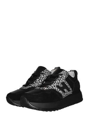 Кросівки чорні | 5490152
