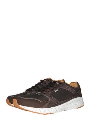 Кросівки коричневі | 5490166