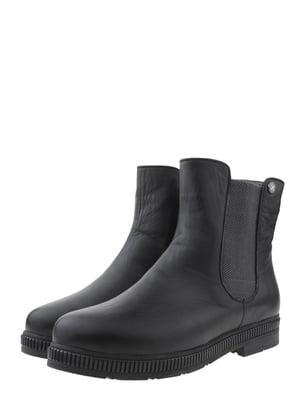 Ботинки черные | 5490269