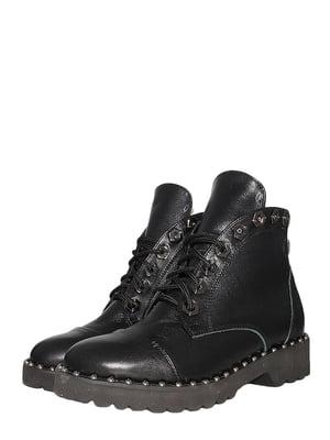 Ботинки черные | 5490271