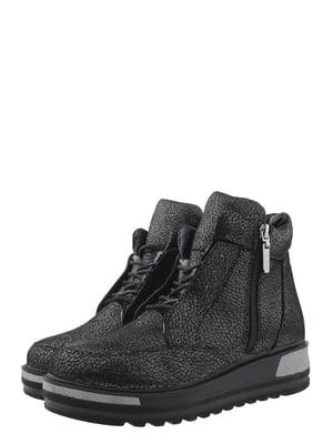 Ботинки черные | 5490281