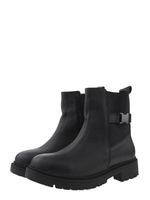 Ботинки черные | 5490289