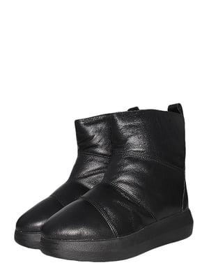 Ботинки черные | 5490298