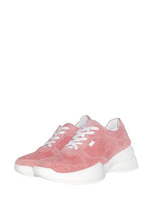 Кросівки рожеві | 5490342