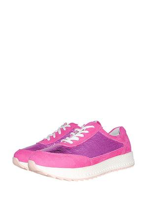 Кросівки малинового кольору | 5490343