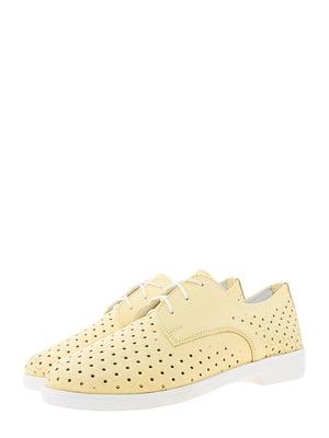 Туфли желтые | 5490372