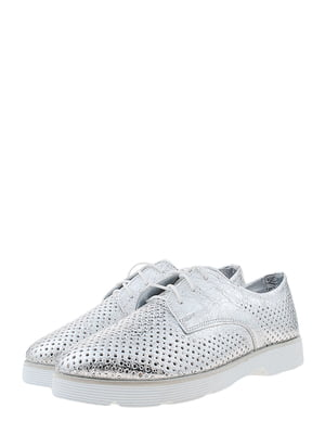 Туфли серебристого цвета | 5490373