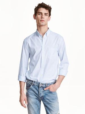 Шорти джинсові блакитні | 5490428