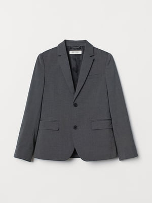 Пиджак серый | 5490466