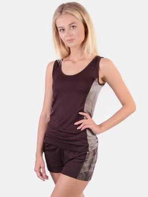 Комплект домашний: майка и шорты | 5490572