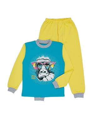 Піжама: джемпер і штани | 5490579