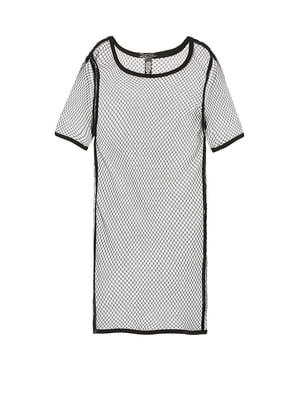 Сукня чорна з візерунком | 5490950