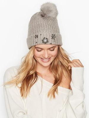 Комплект: шапка и варежки | 5490951