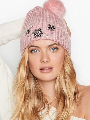 Комплект: шапка и варежки   5490953