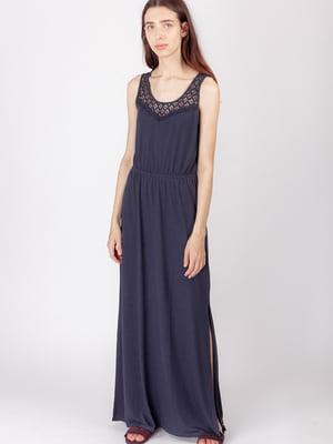 Платье синее | 5490730