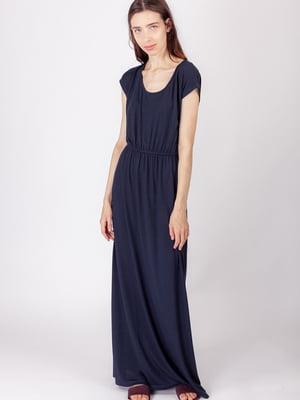Платье синее | 5490748