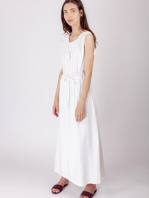 Платье белое | 5490784