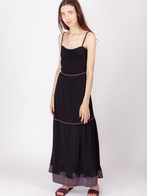 Платье черное | 5490821