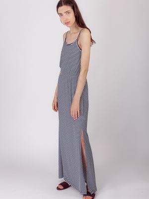 Платье в полоску | 5490833