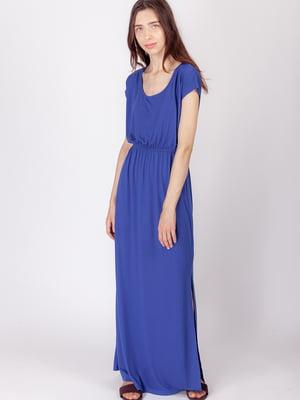 Платье синее | 5490834
