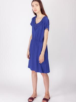 Платье синее | 5490836