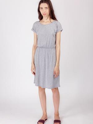 Платье серое | 5490785