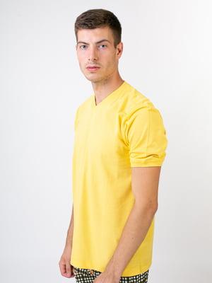 Футболка жовта | 5478845