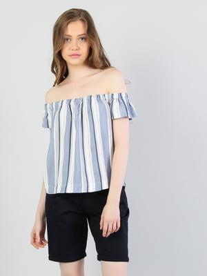 Блуза в полоску | 5493863