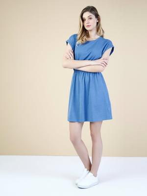 Сукня синя | 5493872