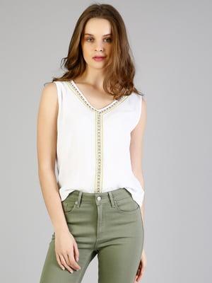 Блуза белая | 5493885