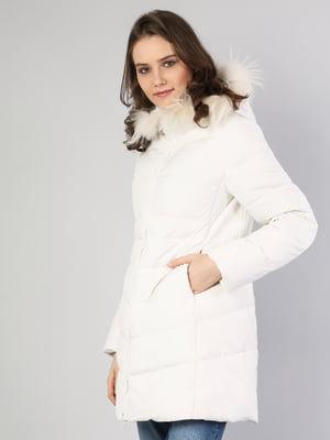 Пальто біле   5493962