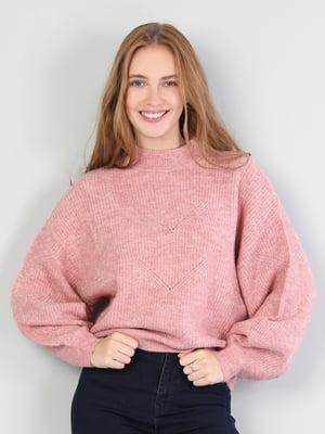Джемпер розовый | 5494205
