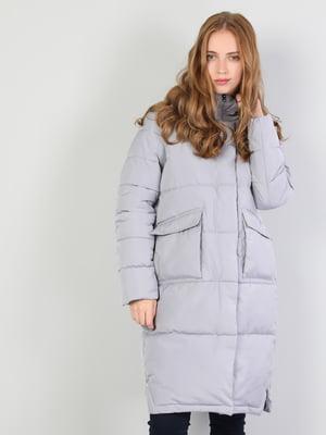 Пальто лилового цвета | 5494209