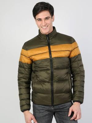 Куртка двухцветная   5494234