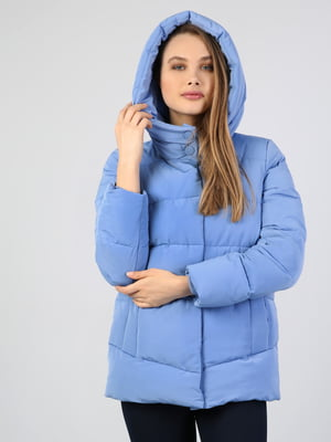 Куртка голубая | 5494322