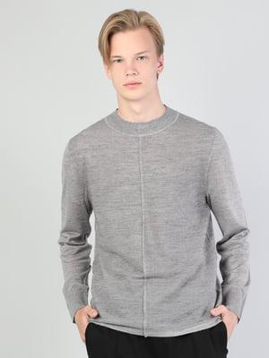Джемпер серый | 5494335