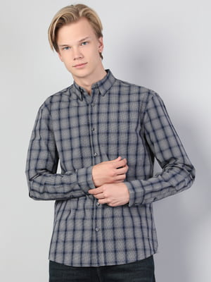 Рубашка клетчатая | 5494350