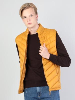Жилет жовтий | 5494370