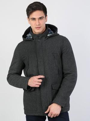 Куртка цвета антрацит | 5494403