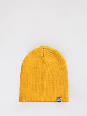 Шапка жовта  | 5494460