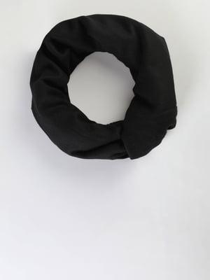 Шарф чорний | 5494521