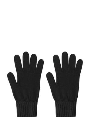 Рукавички чорні | 5494534