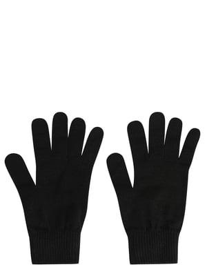 Перчатки черные   5494553